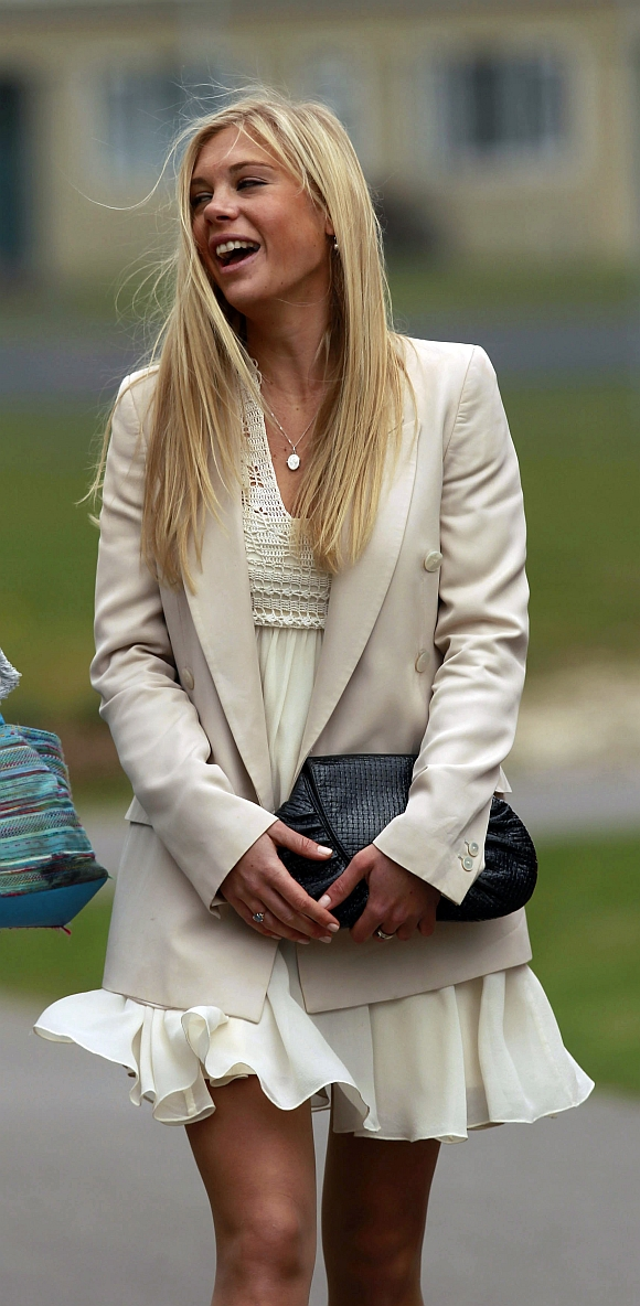 Prince Harry's ex-girlfriend Chelsy Davy