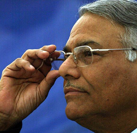PM WRONG in calling Gilani man of peace: Yashwant Sinha - Rediff ...