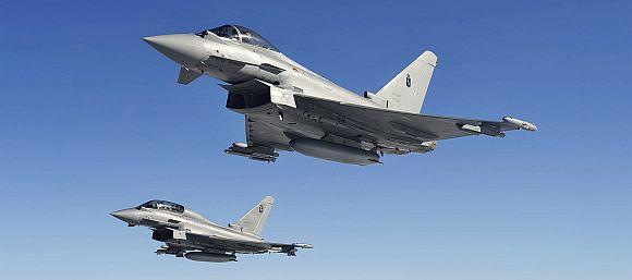 Eurofighter Typhooon