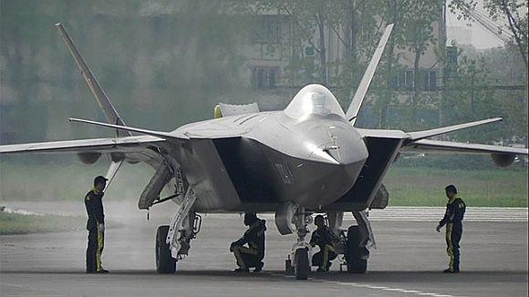 China's J-20