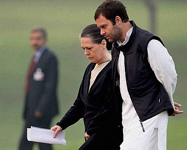 'Neither Sonia nor Rahul had committed any breach of privilege of the house'