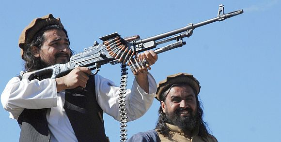 Taliban's dreaded warning to Pakistan