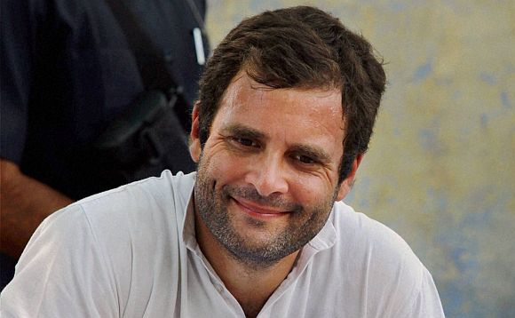 'Rahulji's visit has infused a new life into party men'