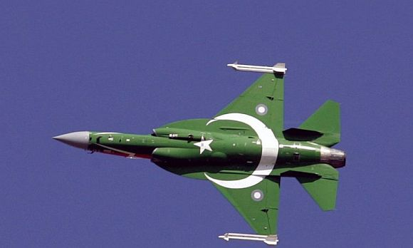 PHOTOS: Pakistan raises two JF-17 Thunder squadrons