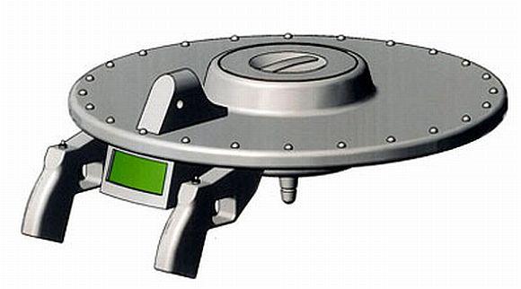 A diagram showing a DREAD silent gun