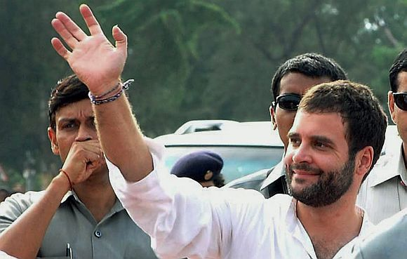 General Secretary Rahul Gandhi
