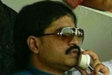 File image of fugitive don Dawood Ibrahim