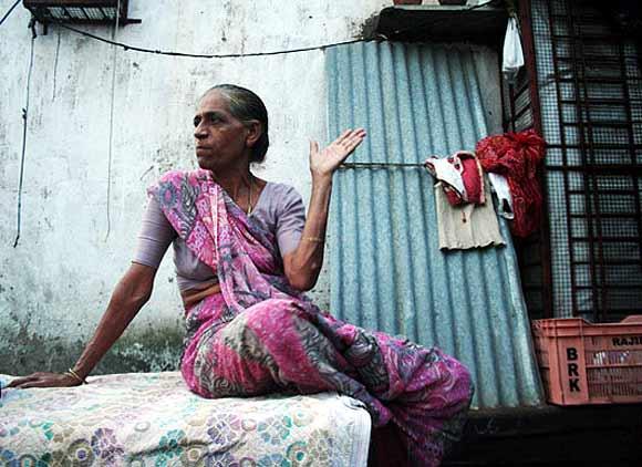 Haresh Gohil mother, Damayanti