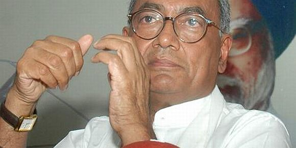 Congress general scretary Digvijay Singh