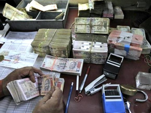 The issue of black money may rock Parliament