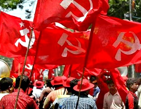 Left parties may join hands with the BJP