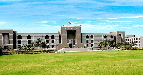 The Gujarat high court
