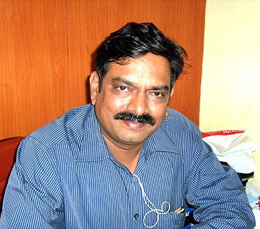 Inspector Sanjay Govilkar