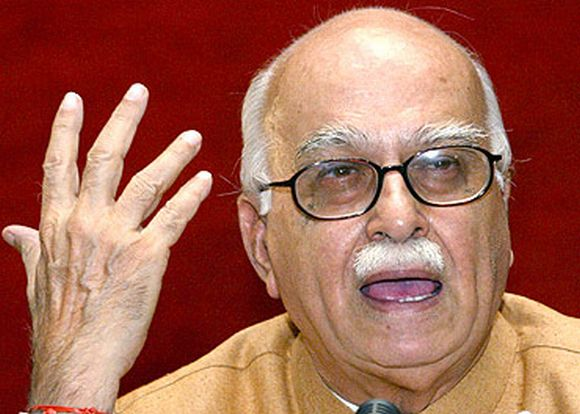 'Advaniji was absolved in the hawala case'