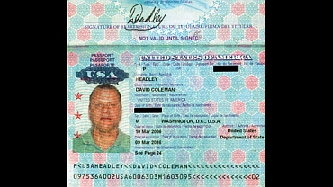 Daood Gilani applied for a name change in 2005; six months later, he was David Coleman Headley