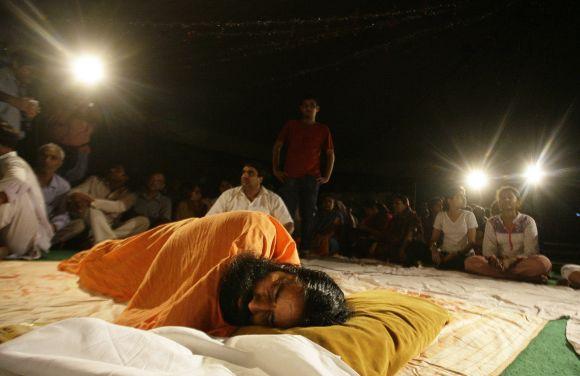 'Ramdev has to take responsibility'