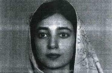 Headley's estranged wife Faiza Outalha