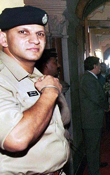 A file photo of Ashok Kamte