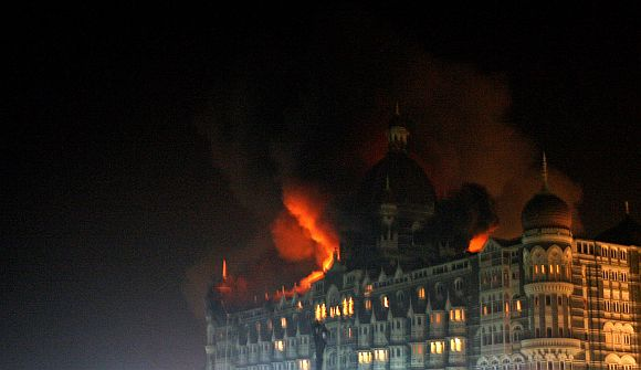 'We did not even have a proper map of Taj Hotel'