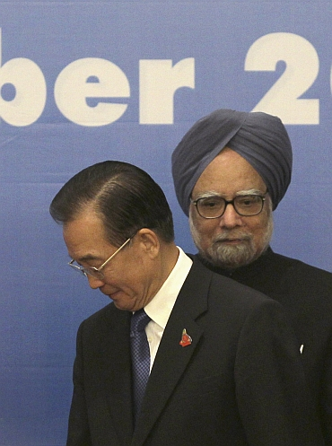 China's Premier Wen Jiabao and Prime Minister Manmohan Singh recently met at the East Asia summit in Bali