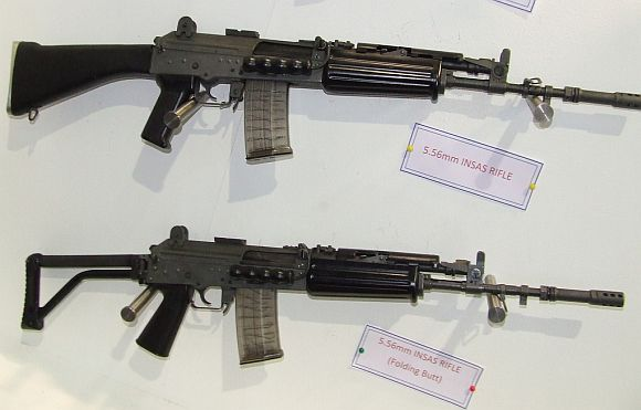 India goes shopping for a new assault rifle