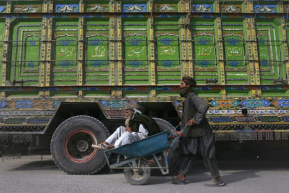 In PHOTOS: The Pakistan-Afghanistan faultline