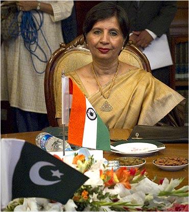 India's envoy to America Nirupama Rao