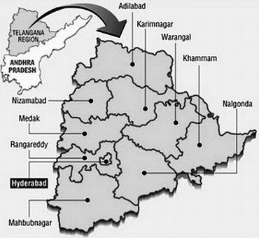 Telangana agitation heading for disaster?