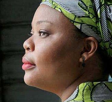 Nobel laureate Liberian rights activist Leymah Roberta Gbowee
