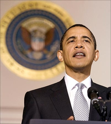 United States President Barack Obama