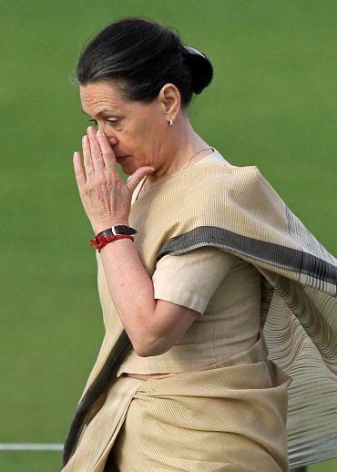 Sonia unwell; cancels 'comeback' rally in Uttarakhand