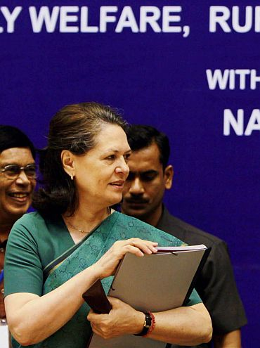 The Food Bill is considered to Congress President Sonia Gandhi's pet project