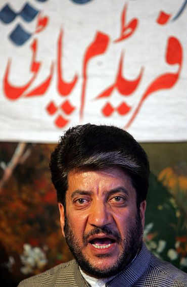 Senior separatist leader Shabir Shah