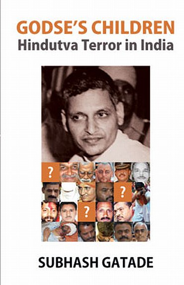 Cover of Godse's Children-Hindutva Terror In India