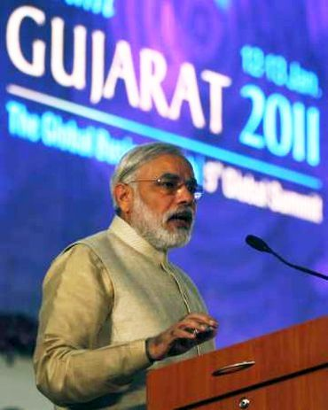 'BJP's national meet overshadowed by Modi's absence'