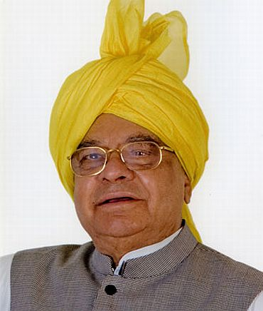 The by-polls were necessitated due to the death of sitting HJC MP and former CM Bhajan Lal