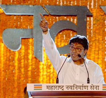 MNS chief Raj Thackeray had shown no inclination to field Harshada