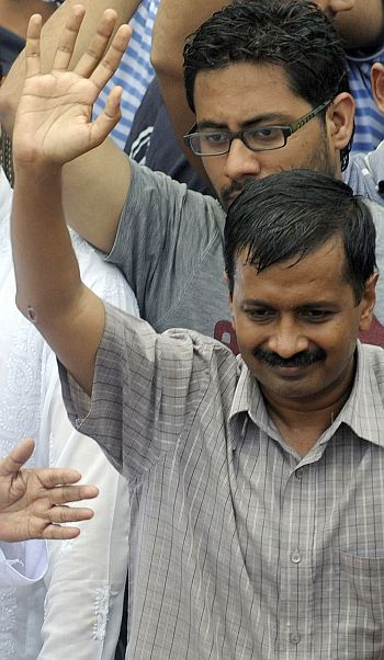 We fight for truth, government plays politics: Kejriwal