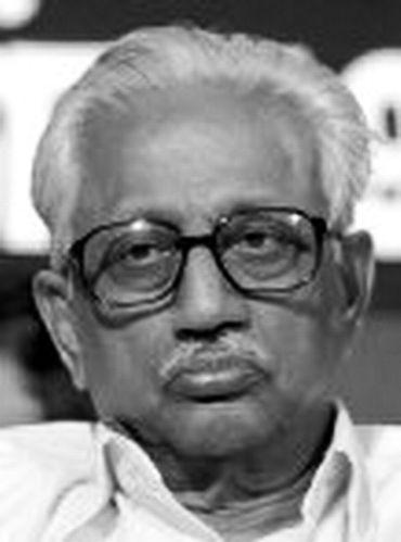 Senior DMK leader K Anbazhagan