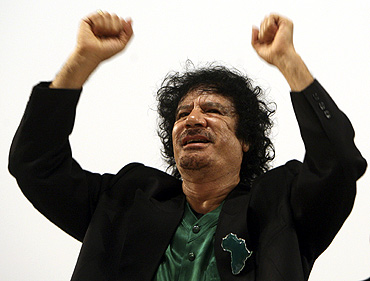 Muammar Gaddafi: The 'mad dog' of Mideast