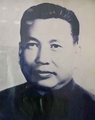 Фотография Пол Пот (Photo of Pol Pot)