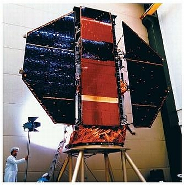ROSAT before its launch