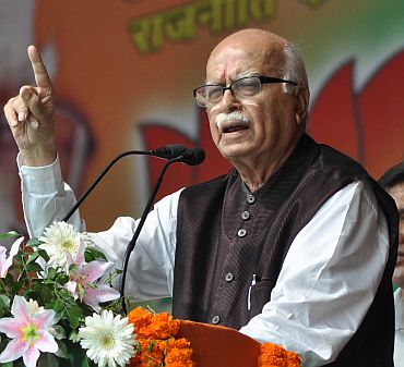 Why Advani needs to tread carefully in Bengaluru