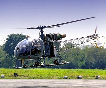 Helicopter episode a great opportunity for India, Pakistan