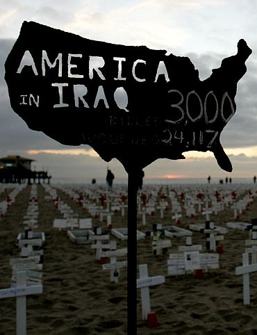 Album: Stunning PHOTOS of the 9-year Iraq war