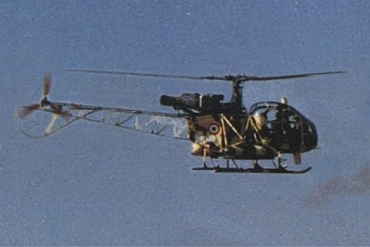 Indian Army's helicopter strayed into Pakistan airspace on Sunday