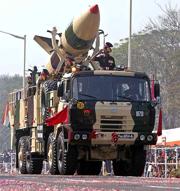 'Reports of India preparing to move short-range ballistic missiles'