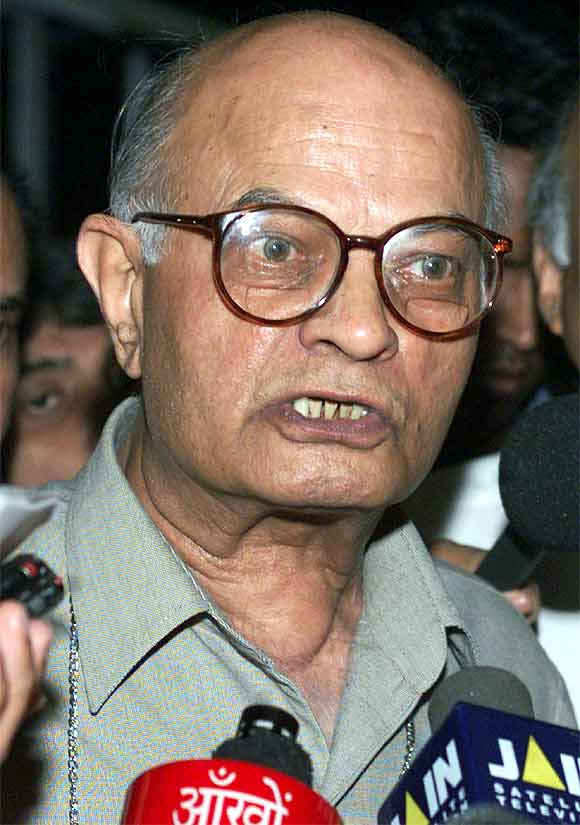 Brajesh Mishra, the former National Security Adviser to the then PM Atal Bihari Vajpayee