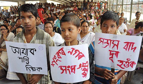 Assam blasts: 3 years on, tears still won't dry