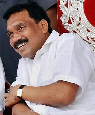 Former Jharkhand Chief Minister Madhu Koda.